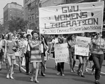 womens liberation movement The women's liberation movement submission on equal pay was delivered in 1969 to the commonwealth conciliation and.